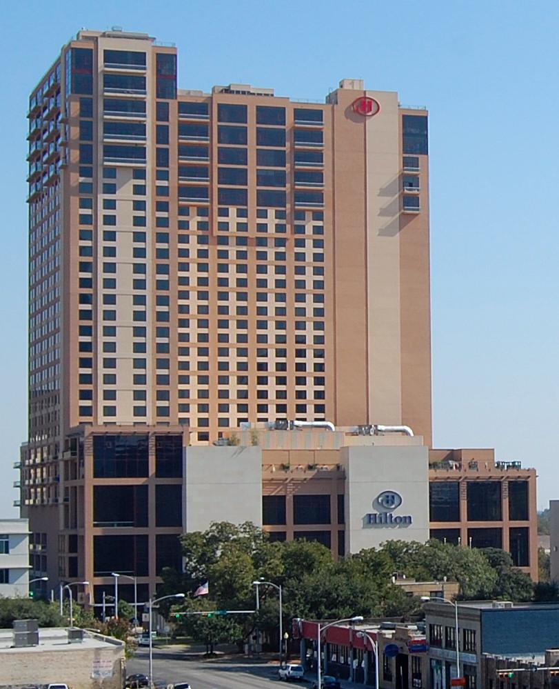 Hilton Austin Hotel And Austin Convention Center