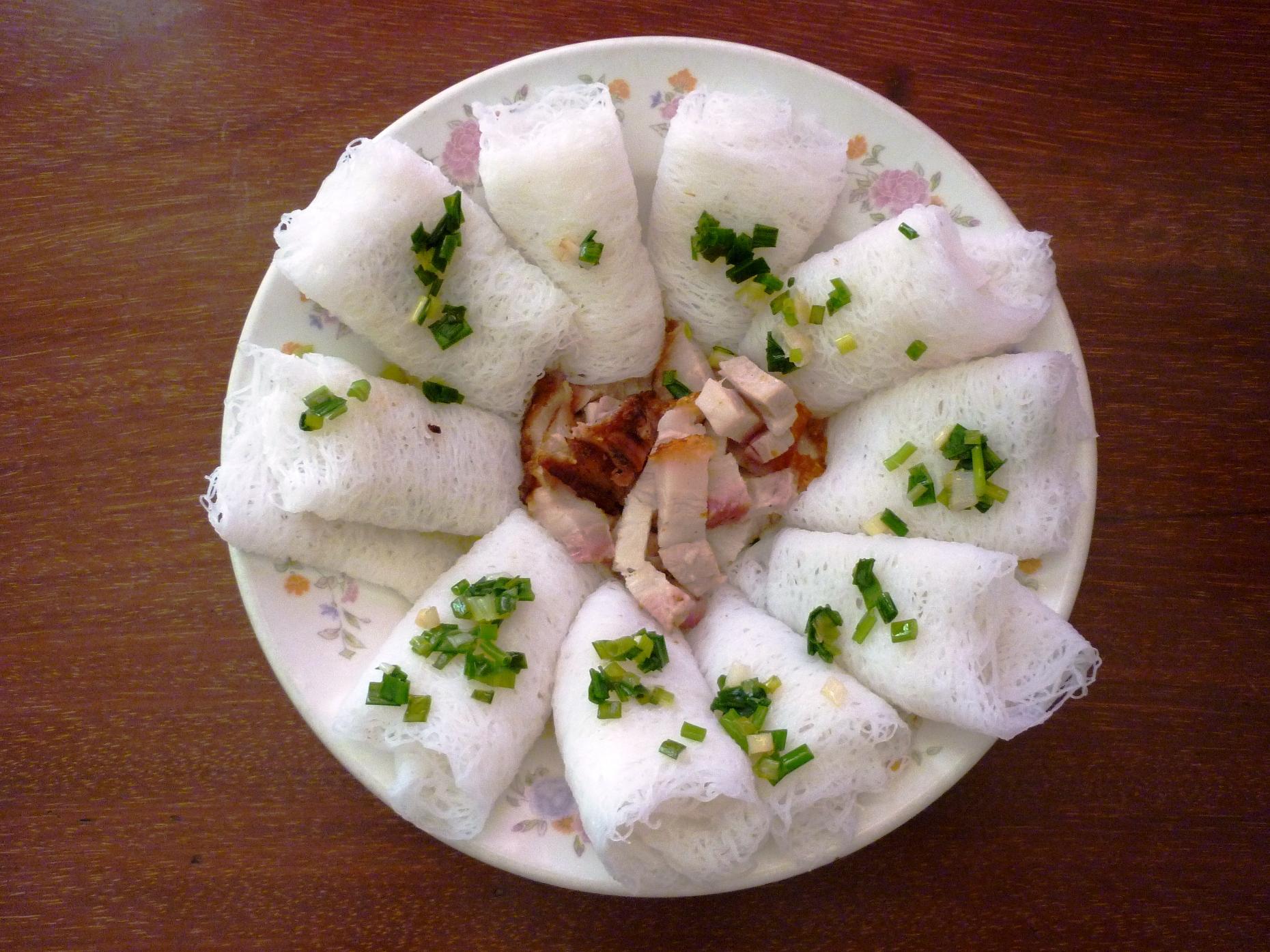 Image result for bánh hỏi