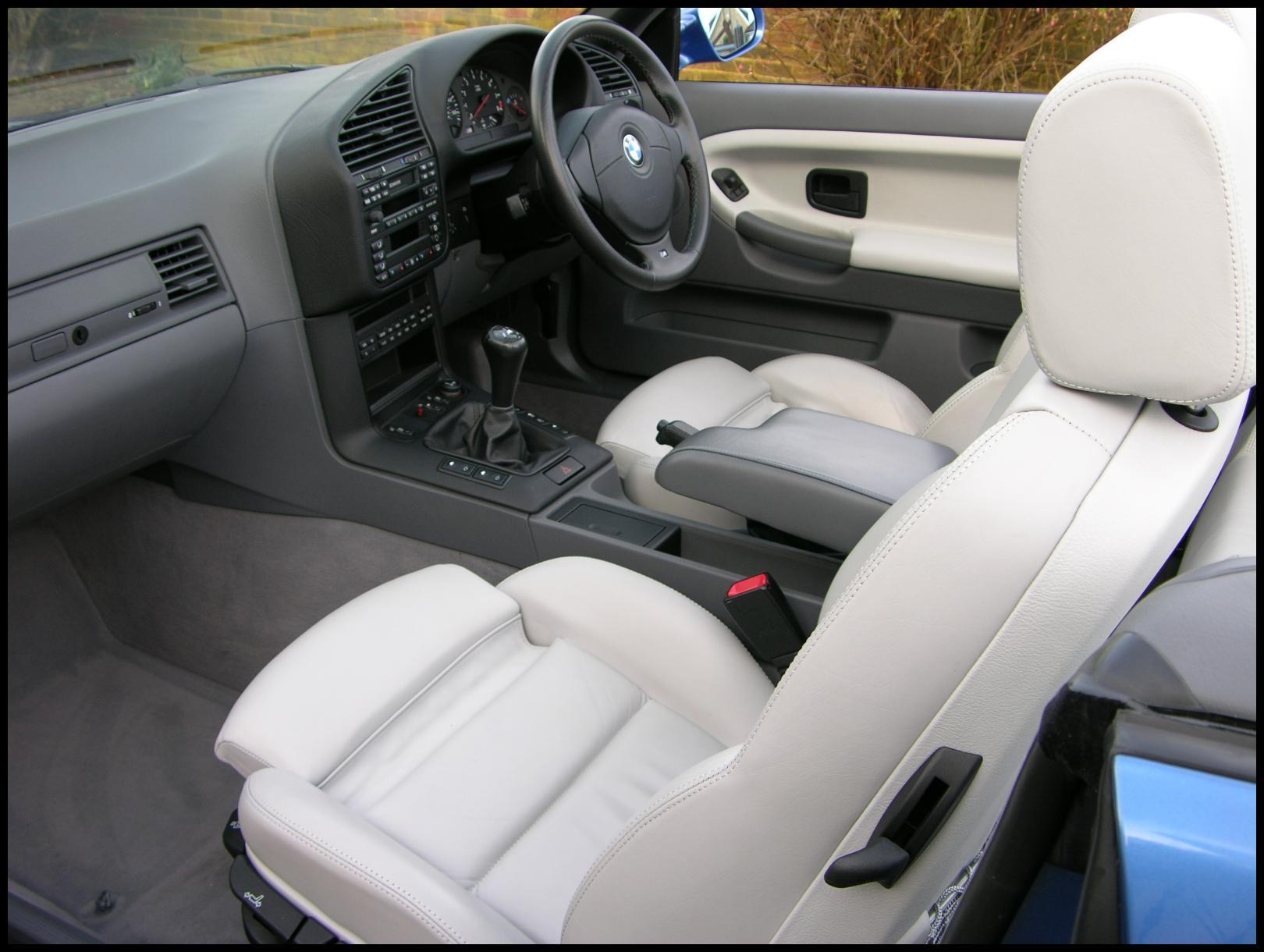 File Bmw M3 Evo E36 Convertible Flickr The Car Spy 14