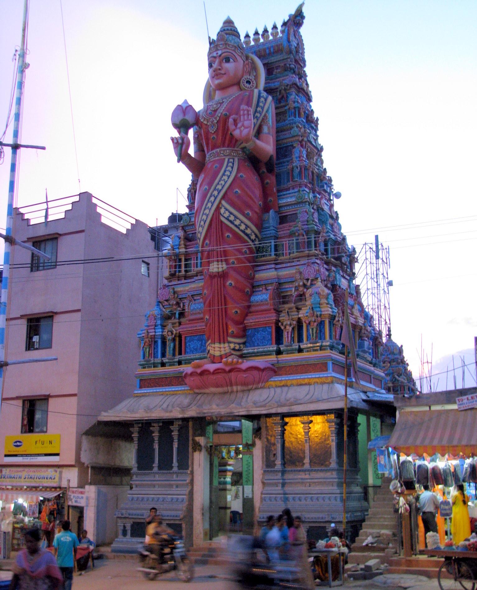 Om shakthi temple in bangalore dating