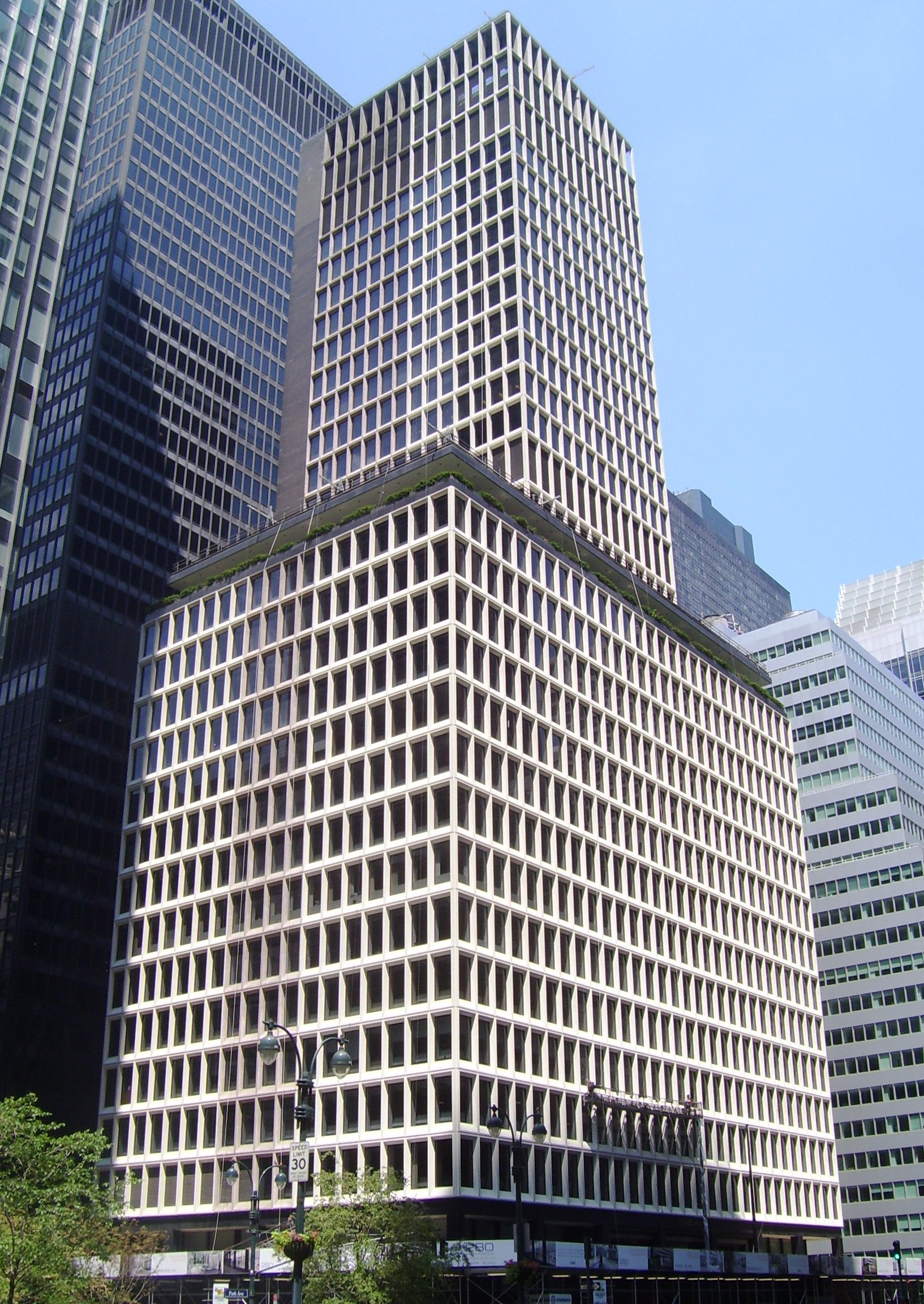 Bankers Trust New York Building