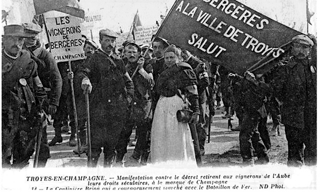 Bataillon de fer 9 avril 1911