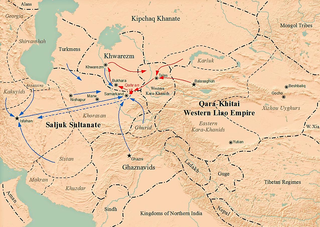 Katvan Savaşının Tarihi, Sebebi, Sonucu ve Önemi