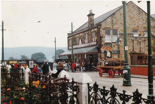 Beamish museum - geograph.org.uk - 950948