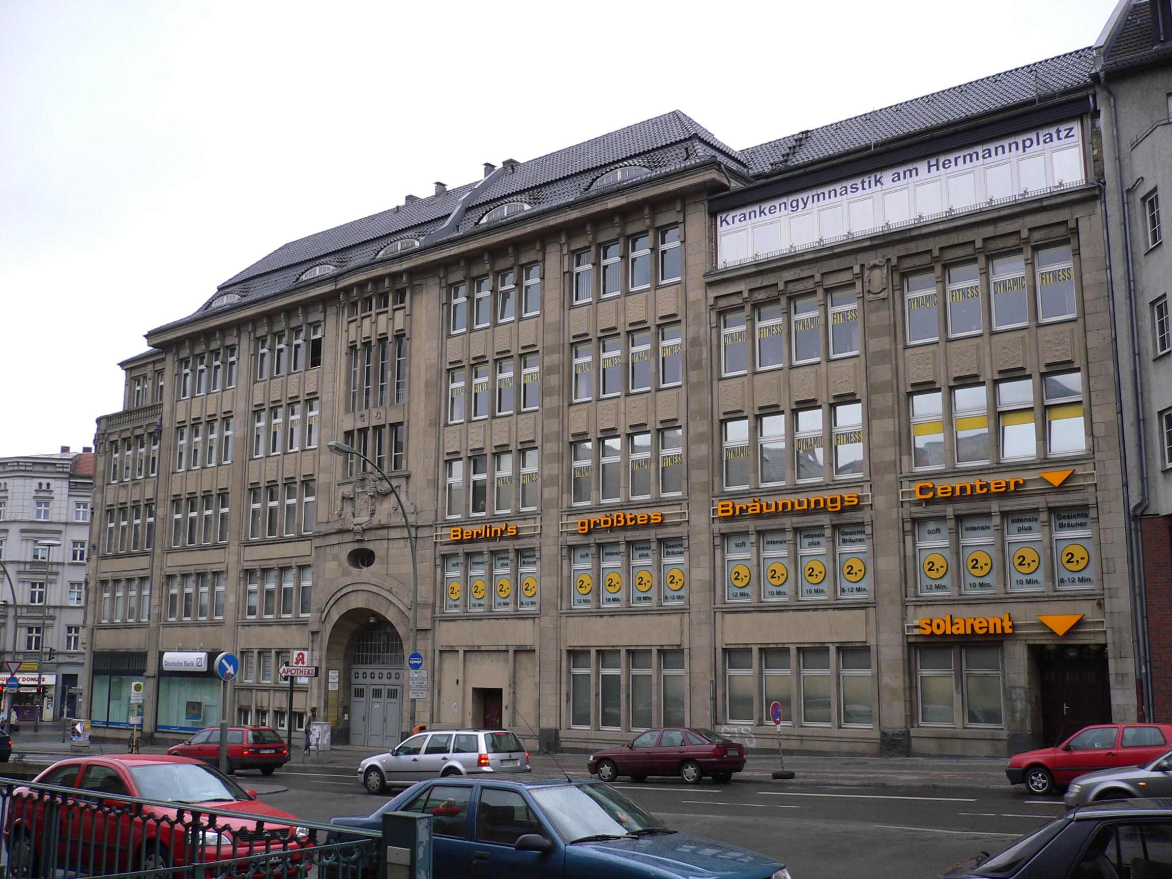 egyetlen lakás berlin neukölln
