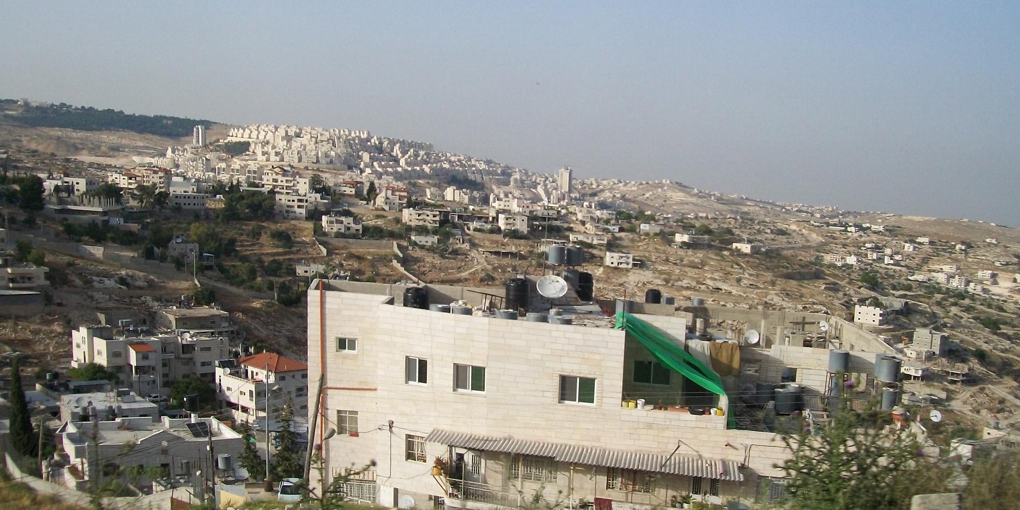Panorama Betlejem