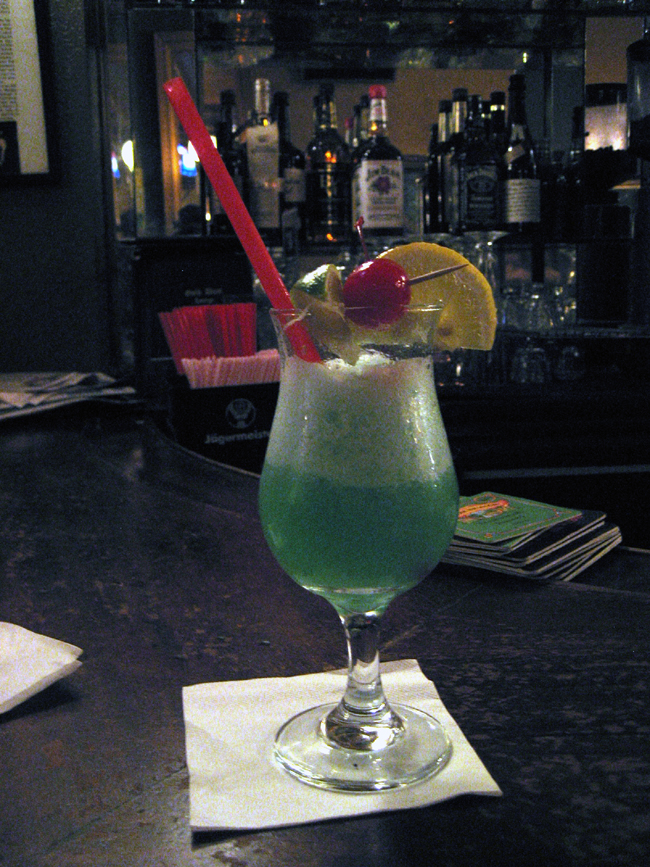 Blue Hawaii Cocktail Wikipedia
