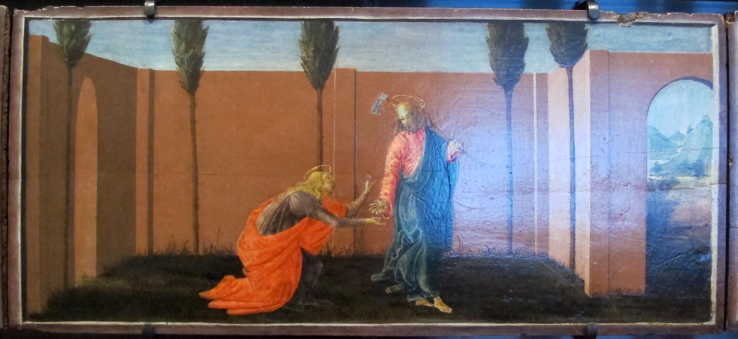 Risultati immagini per maddalena botticelli