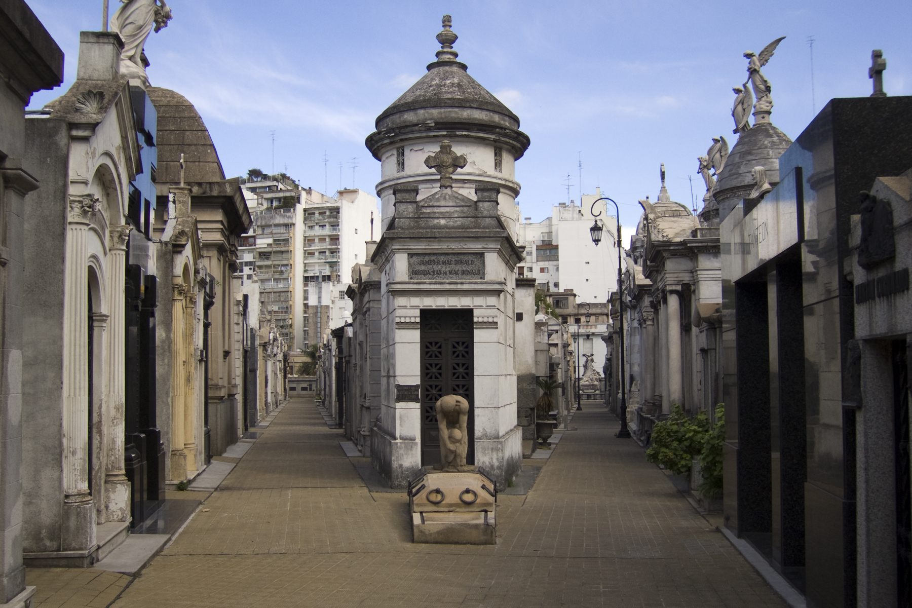 Image result for Recoleta Cemetery buenos aires