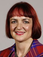 Angela Constance Scottish politician