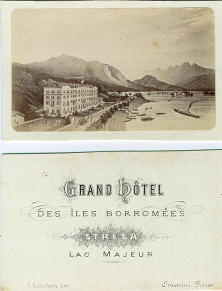 Lac Majeur Hotel Luxe