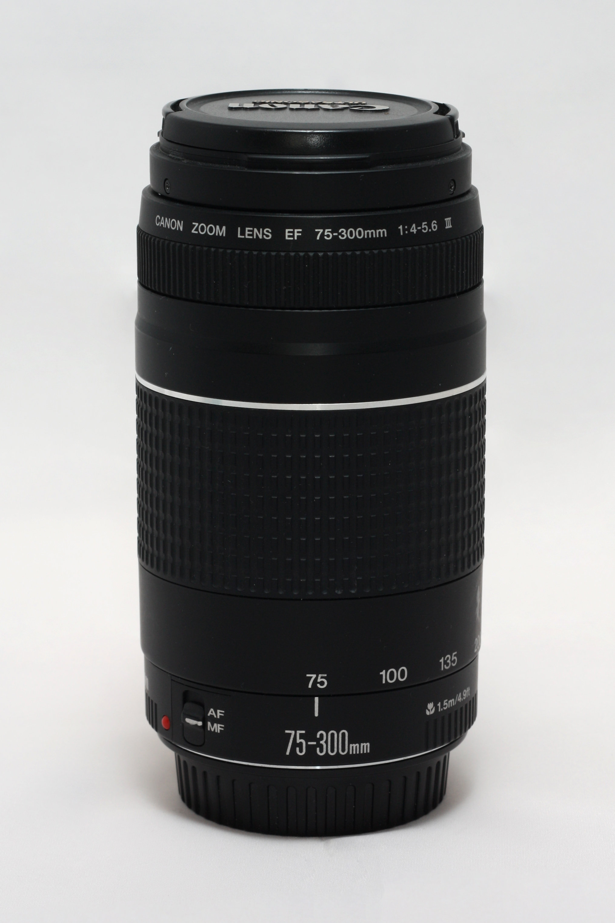 Canon EF 75–300mm lens - Wikipedia
