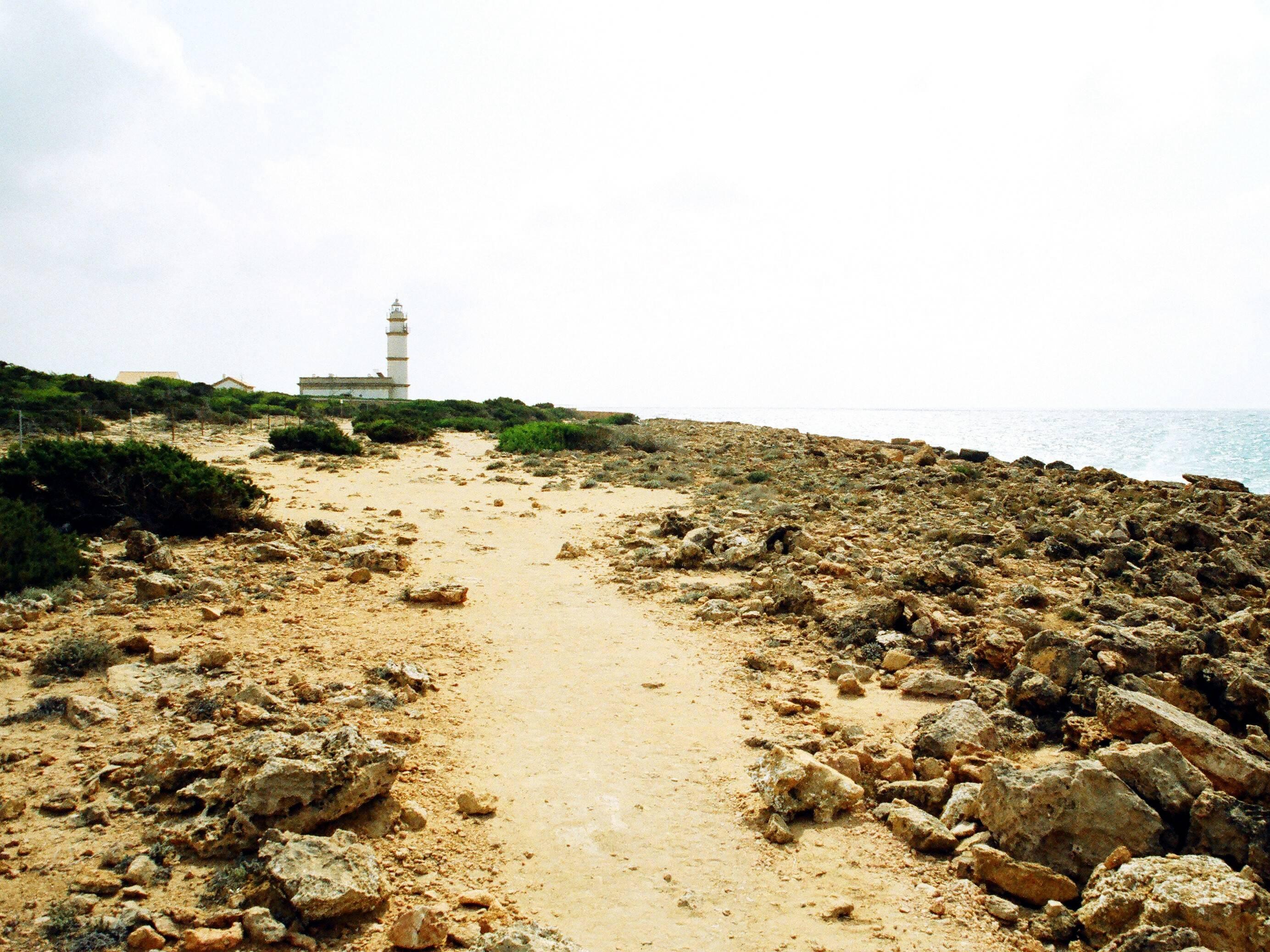 Cap de ses Salines (Südkap)