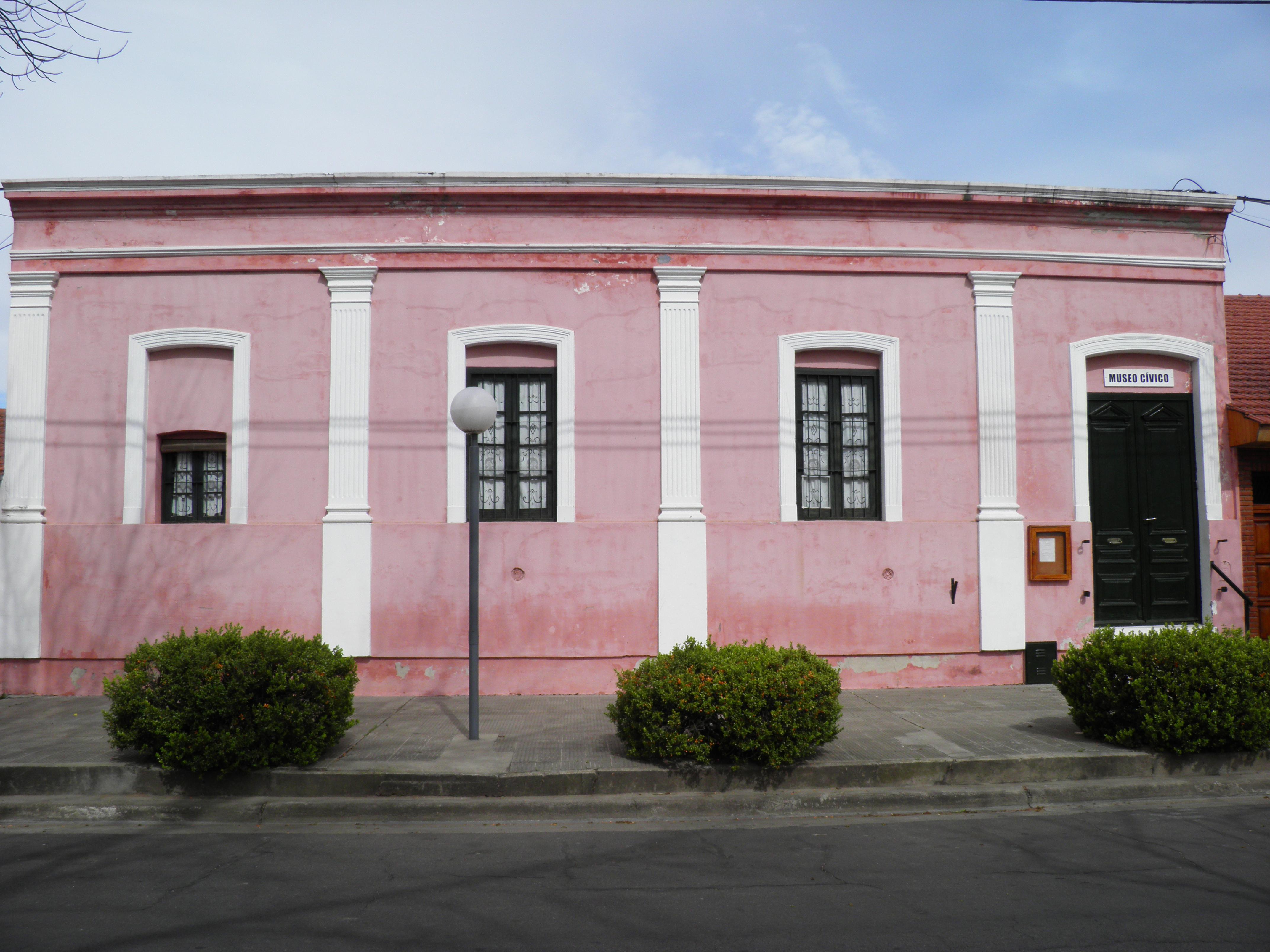 Casa Almafuerte en Trenque Lauquen.