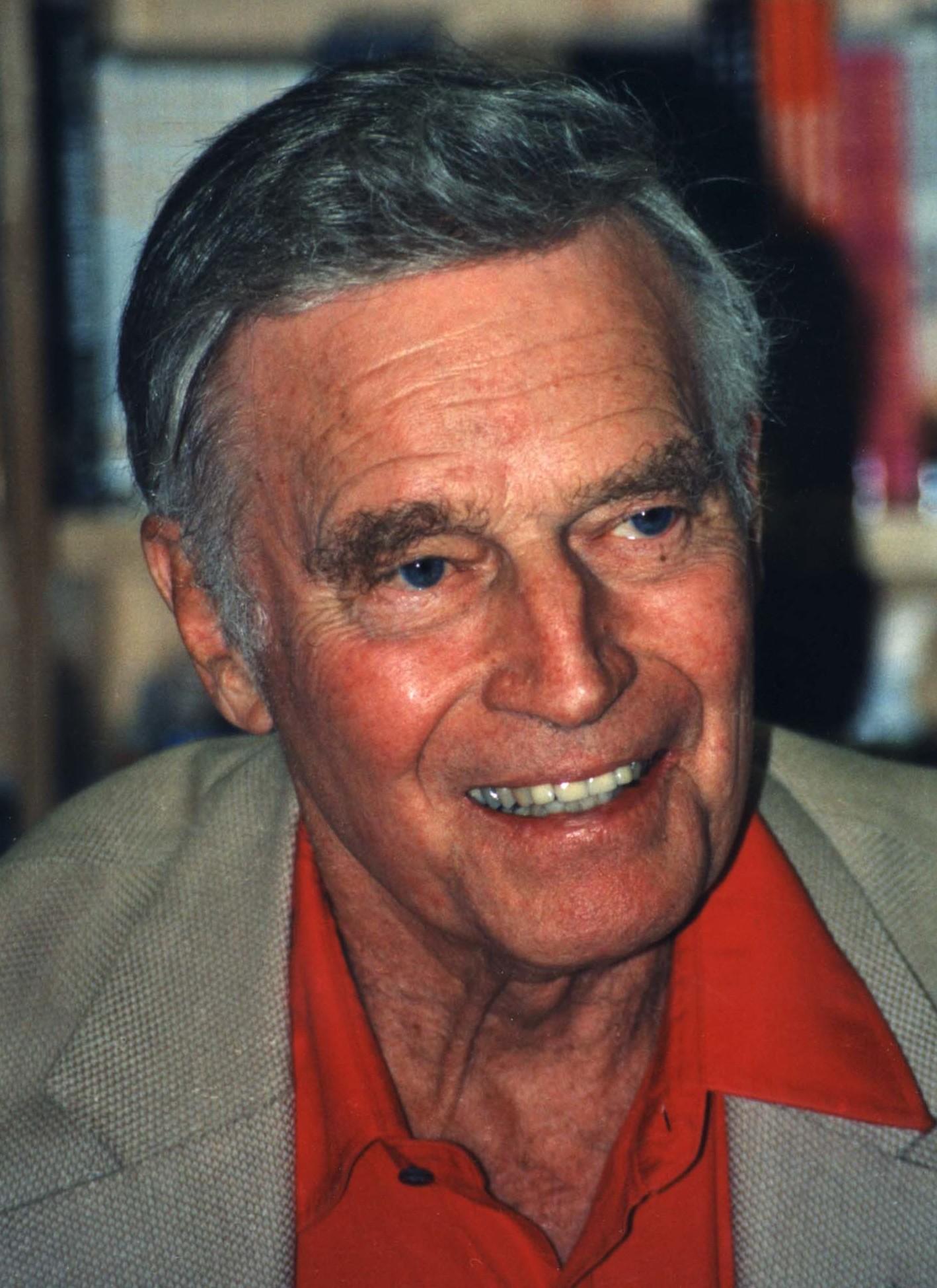 Heston in 1997