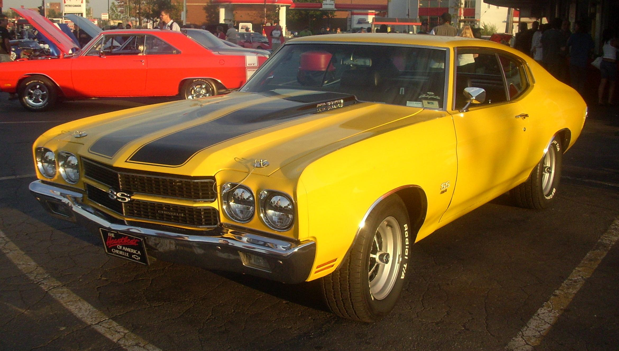 70 Chevy Chevelle SS