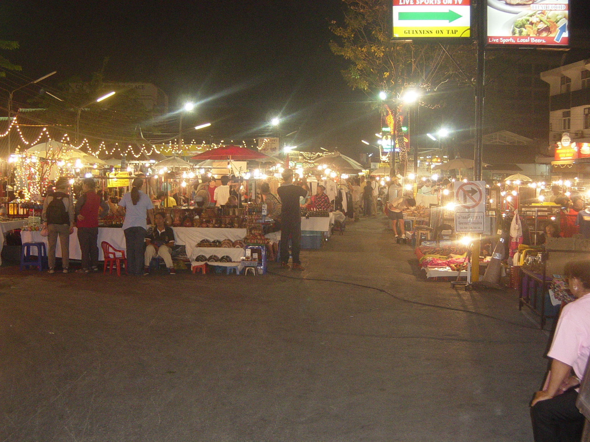 Night Market & Bazaar