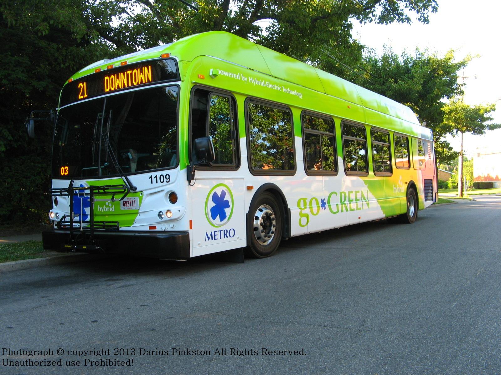 metro bus schedule