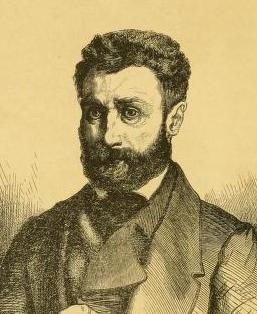 Claude Tillier portrait ovale