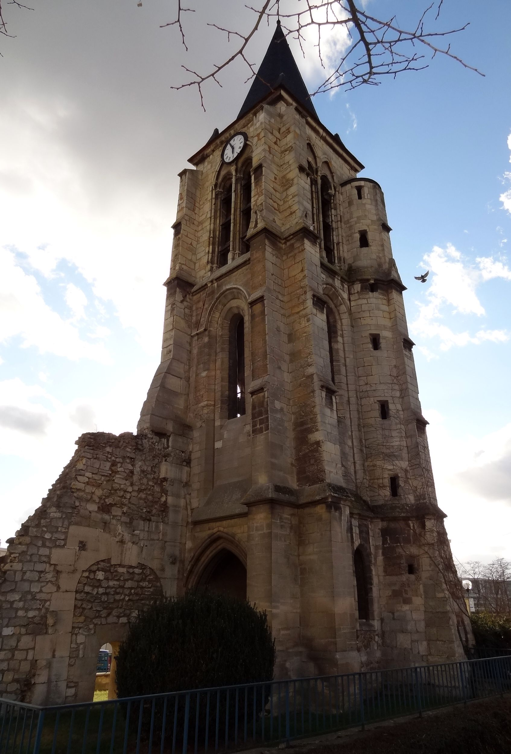 Massy France  City new picture : ... Sainte Marie Madeleine, Massy, Essonne, France Wikimedia Commons