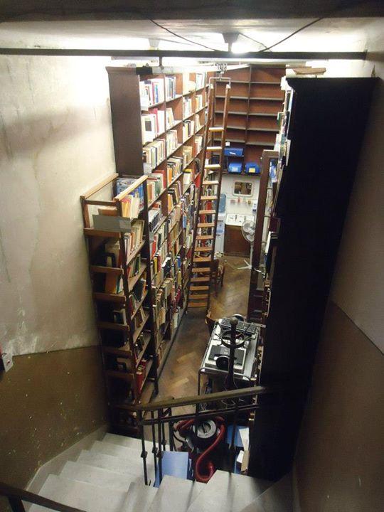 File colegio nacional de buenos aires biblioteca fondo - En el piso de abajo libro ...