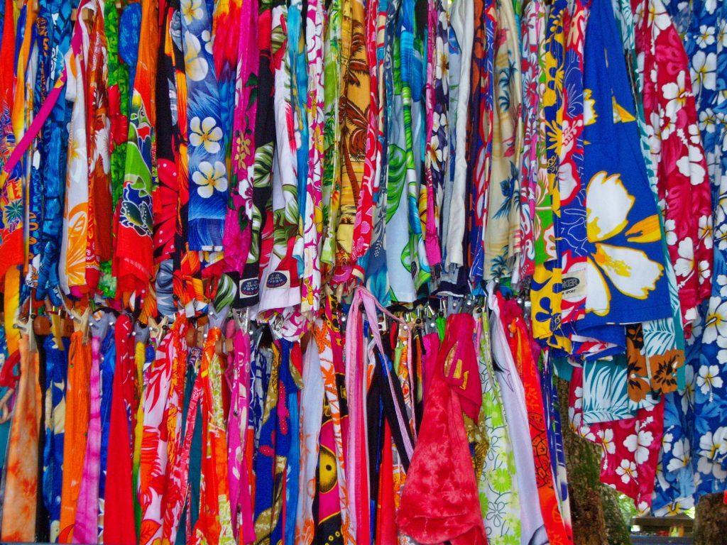 File Colourful Skirts At Seychelles Market Jpg Wikimedia Colourful Images