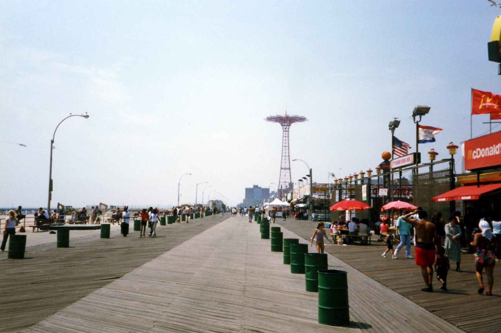 Coney Island Road Test Tips
