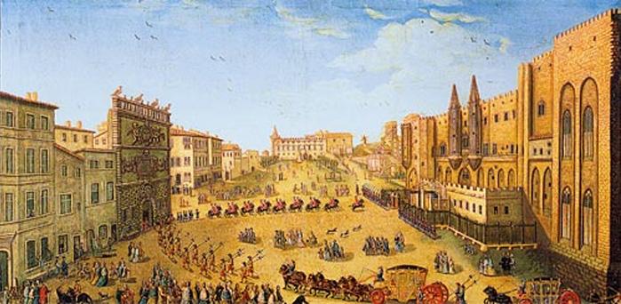 File:Cortège du vice légat - palais des papes, avignon - Gordot.jpg