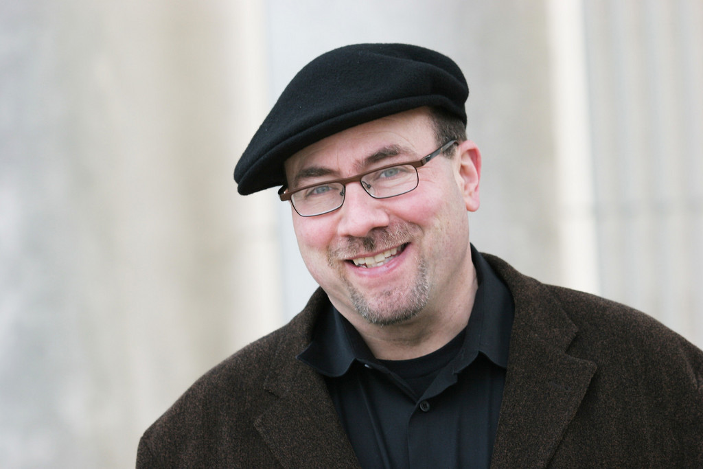 Portrait of Craig Newmark