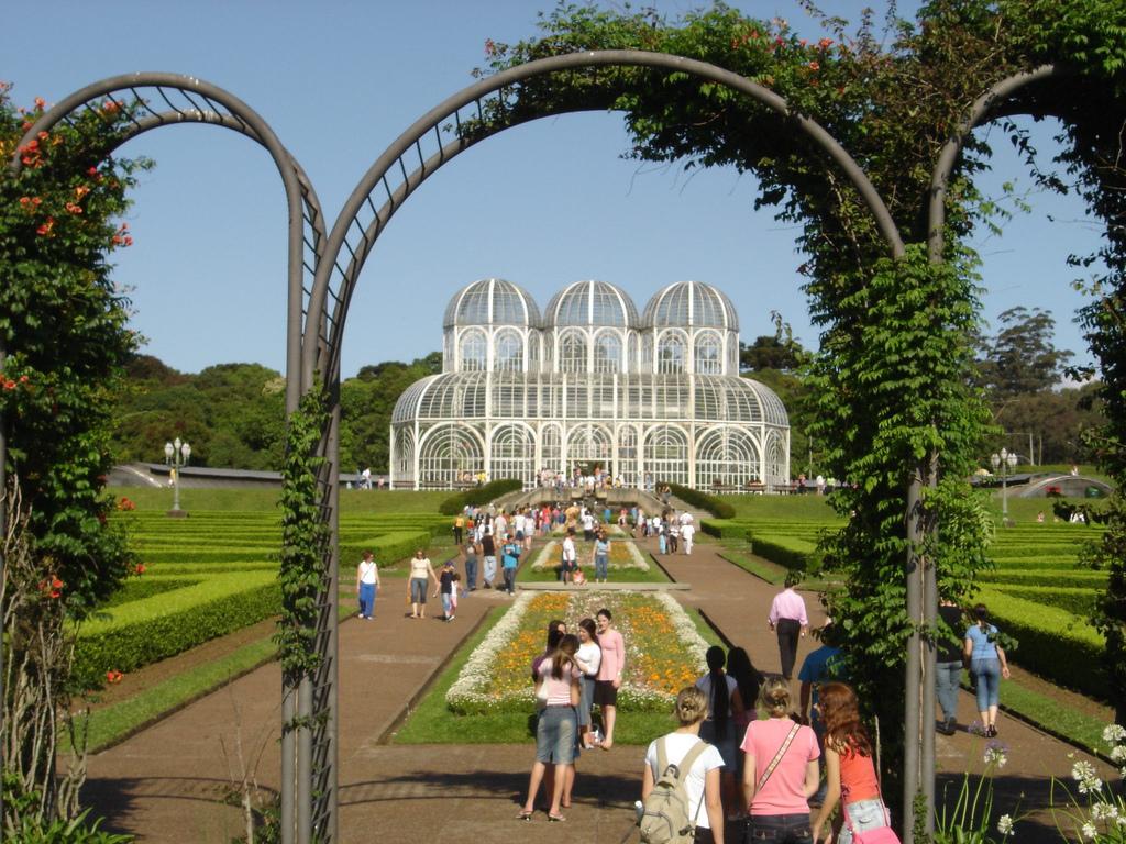 35 grand photos of the botanical garden of curitiba in for Jardins de france a visiter