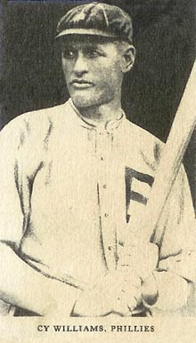 Cy Williams 1921