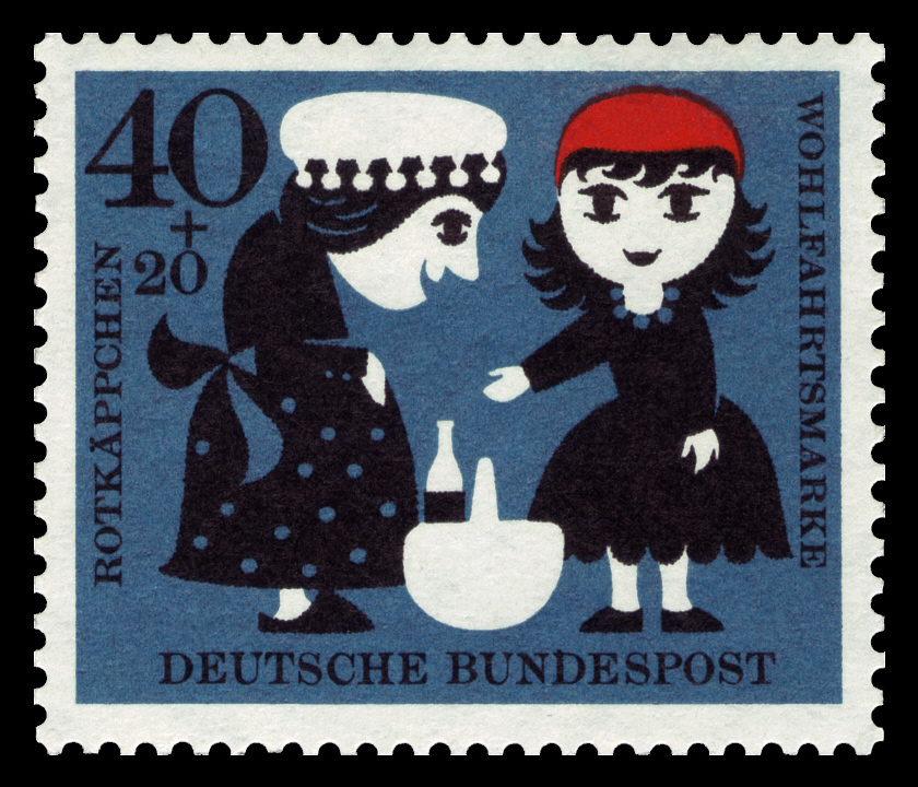DBP 1960 343 Wohlfahrt Rotkäppchen.jpg
