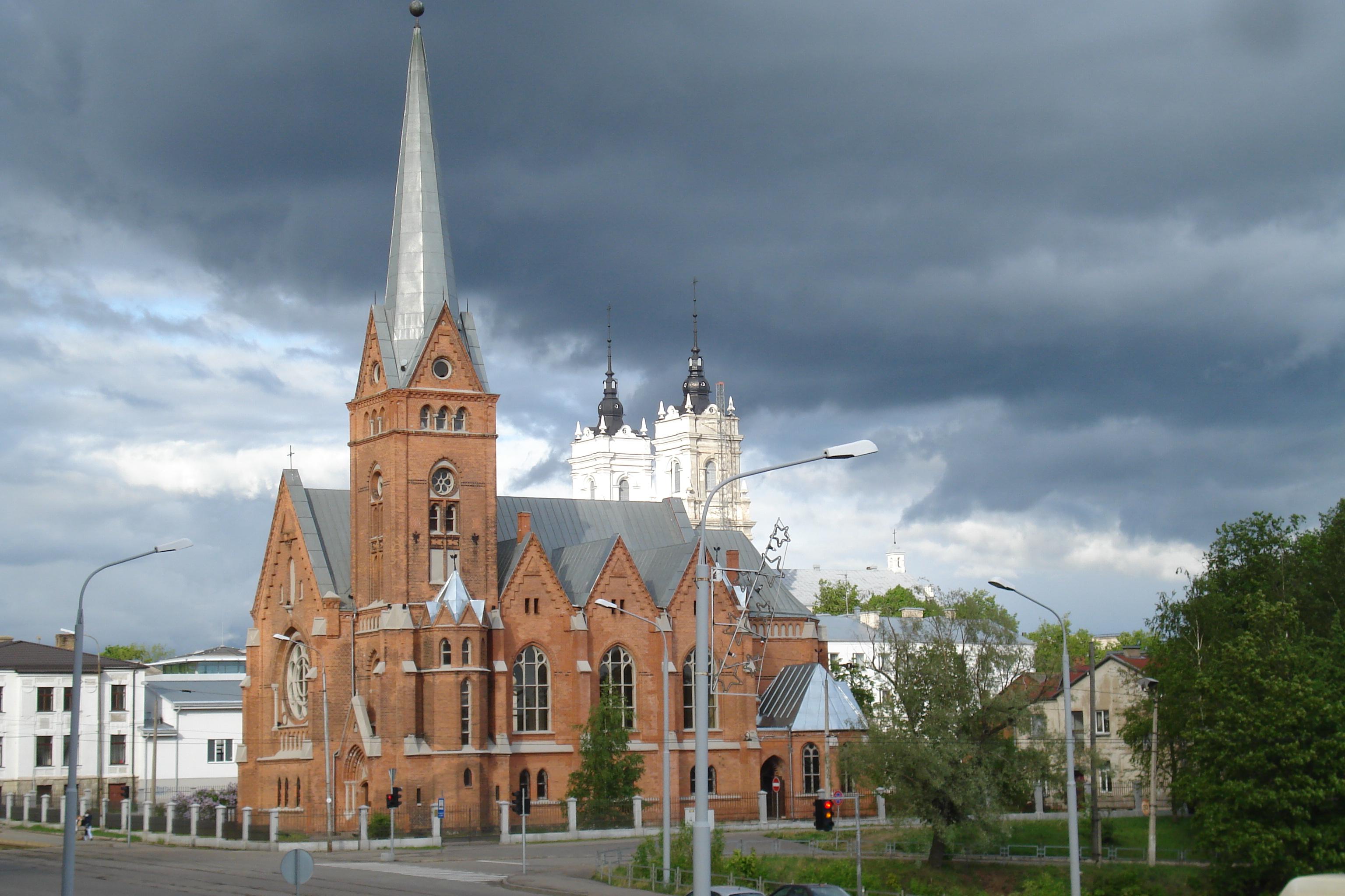 Église luthérienne de Daugavpils