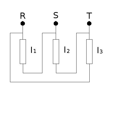 Balance Wiring Diagram further What Nec Says About Design Constraints For Grounding Systems likewise Wiring Bridge Pickup To Tone Control as well File delta connection schematic furthermore 3 Phase Delta Power To Single Phase Space Heater. on star connection diagram