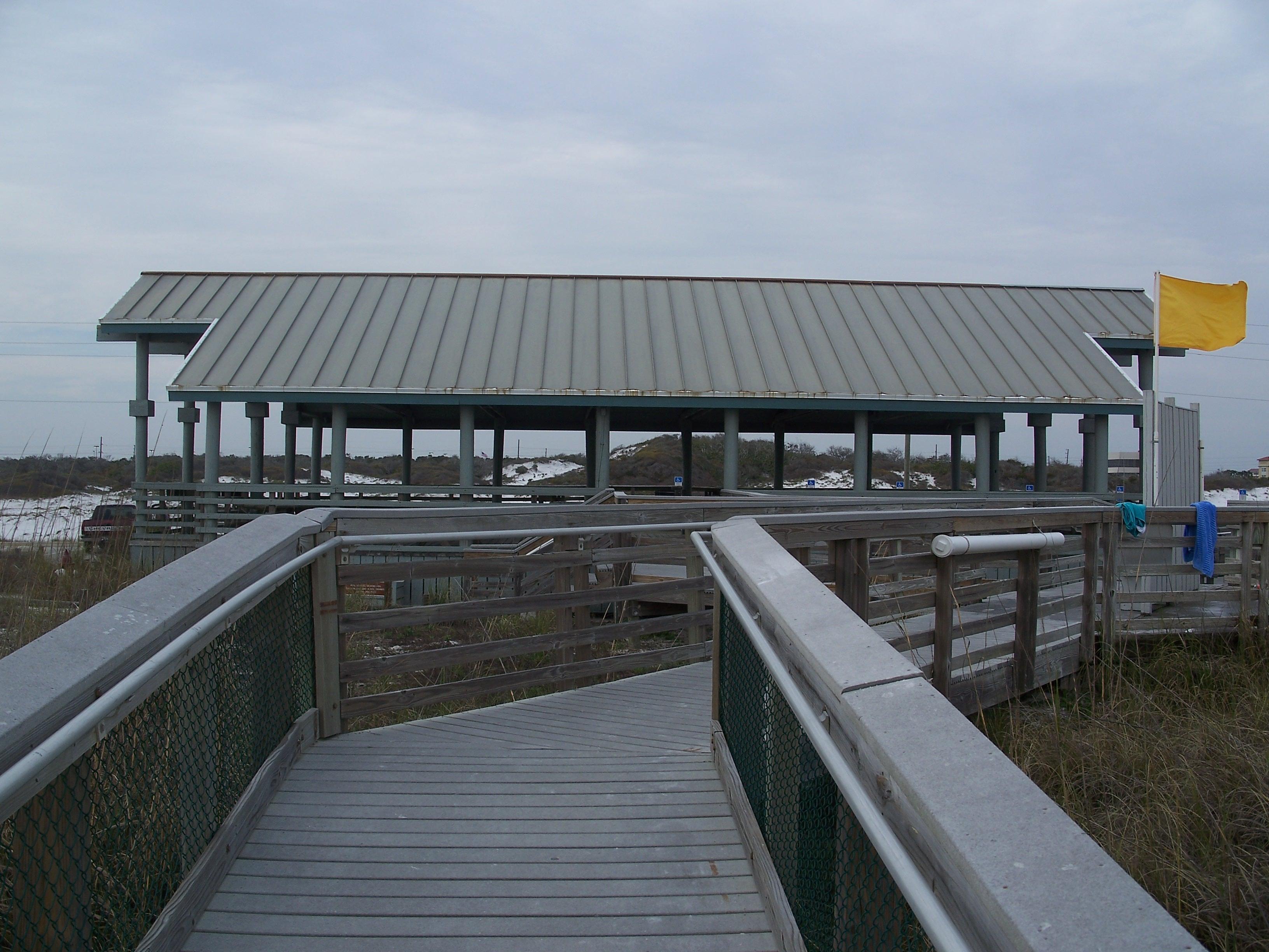 Henderson Beach State Park Observatory