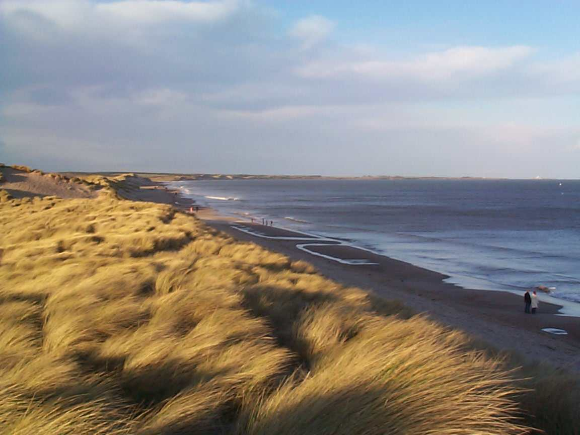 Pictures Of Druridge Bay Beach