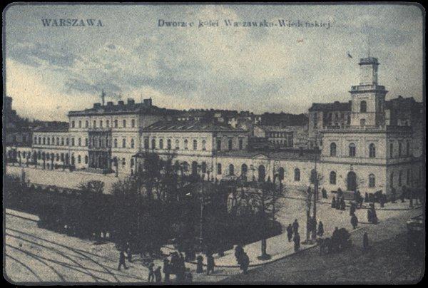 Варшаво-Венская железная дорога — Википедия