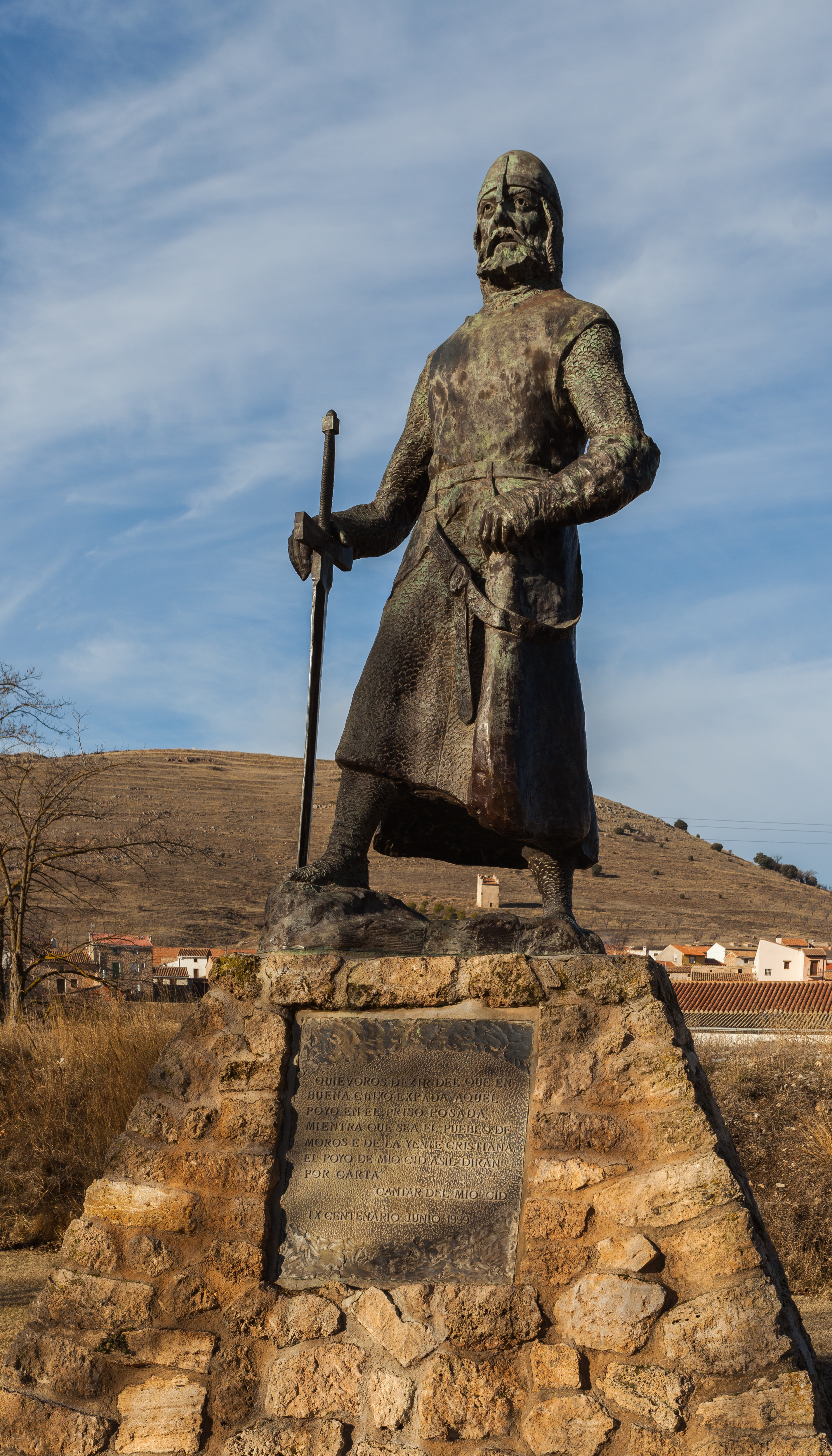Poyo Spain  city images : Description El Poyo del Cid, Teruel, España, 2014 01 08, DD 12