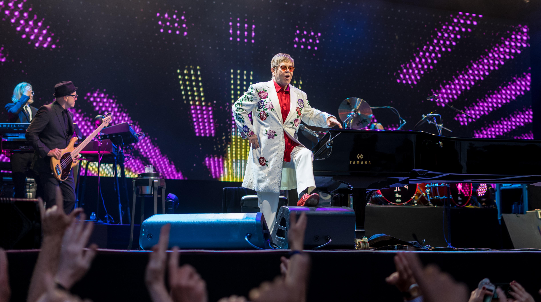Elton John June 2017
