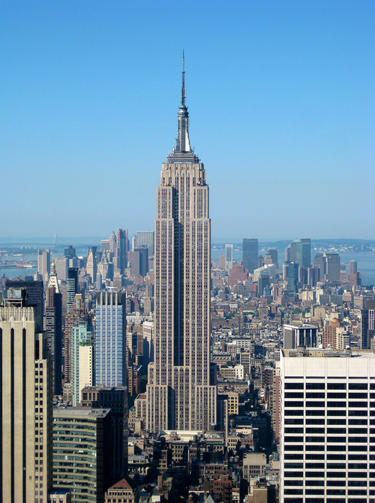 50 extraordinary photos of empire state building a new for Build best construction