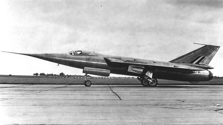 Fairey Delta 2 WG774
