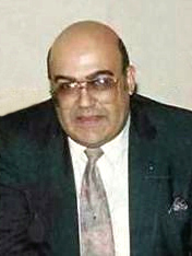Farag Foda Egyptian writer, professor, and human rights activist