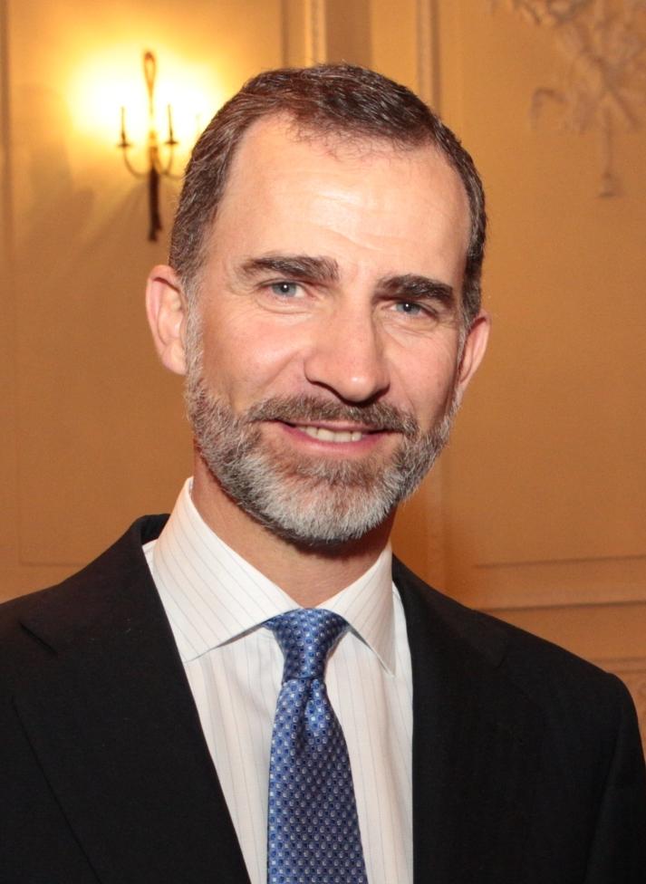 Felipe VI of Spain - Wikipedia Felipe Vi