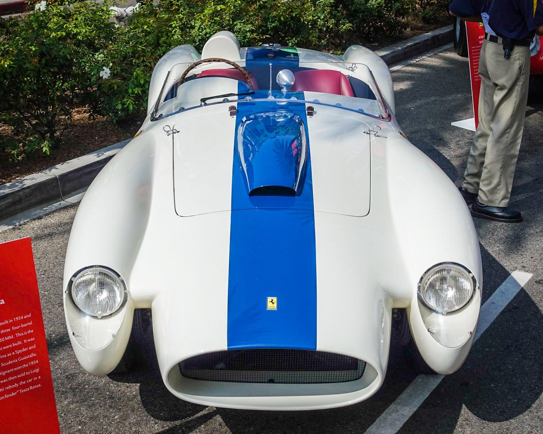 Ferrari 250 Monza - Wikipedia