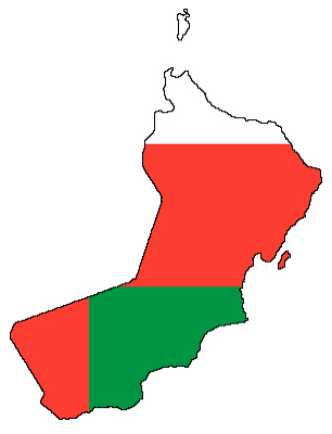 FileFlagmap Of Omanpng Wikimedia Commons - Oman map png