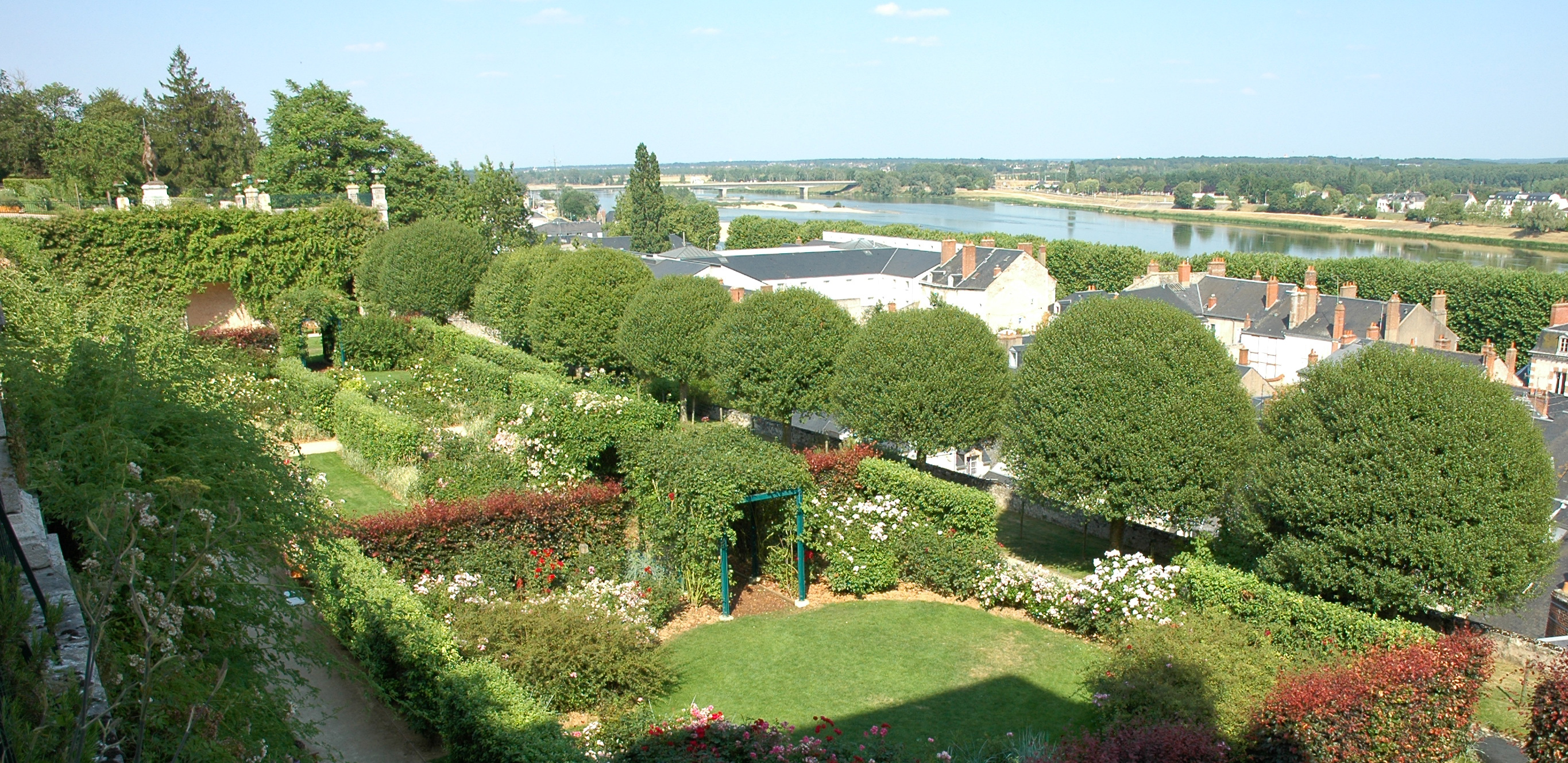 Gardens in loir et cher for France jardin