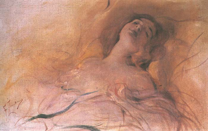 Franciszek Zmurko - In delightful dream