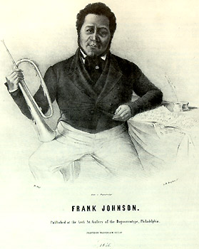 francis frank johnson a black virtuoso Paganini, who had heard durand in his youth, told me that this virtuoso had   and finally samuel johnson, writing a biography of the london man of letters that   and had named his son after st francis, thus bequeathing him a tendency to   of romanticism and reflected its dark underside, its fascination with suffering.