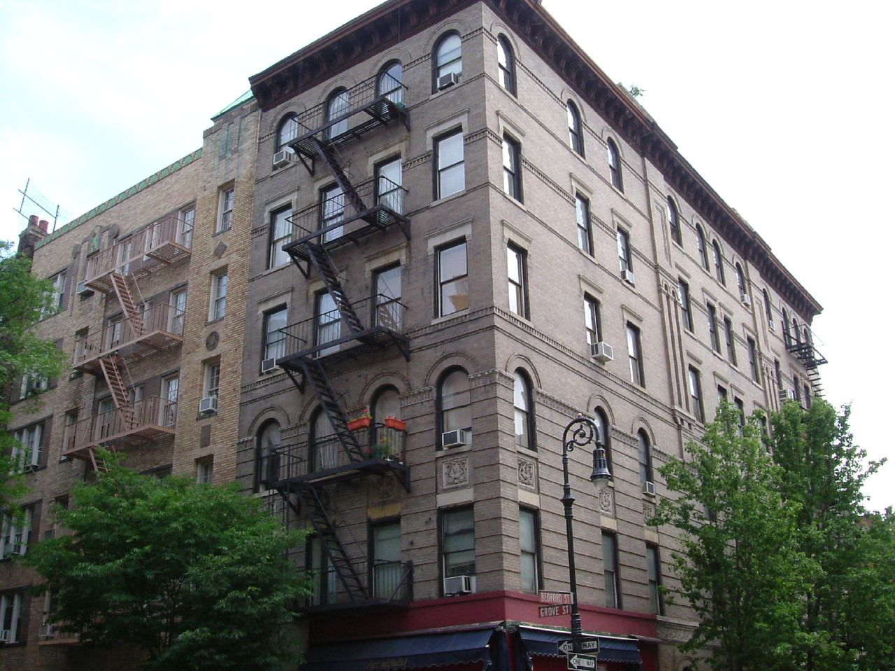 Apartamento Friends Greenwich Village NY