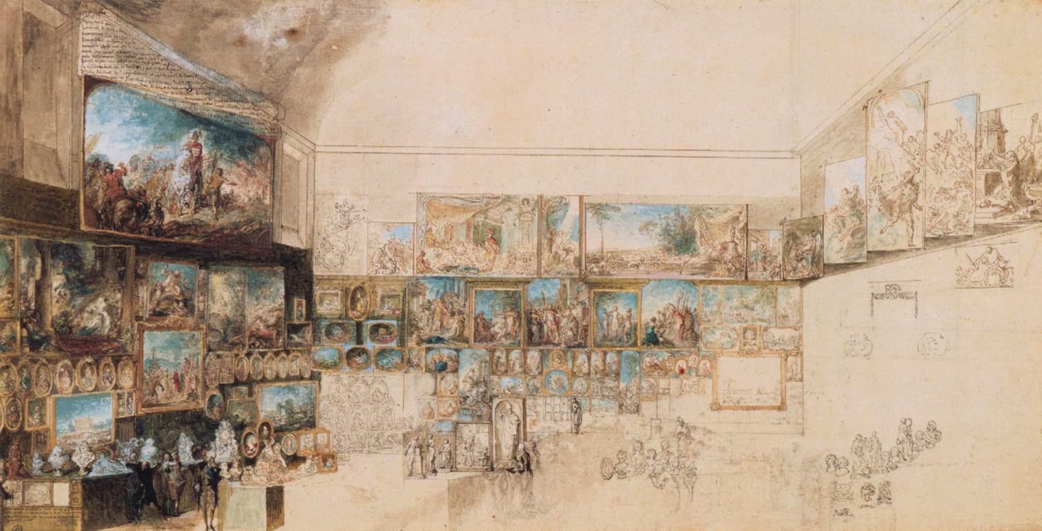 File:Gabriel-Jacques de Saint-Aubin, Vue du Salon de 1765 (
